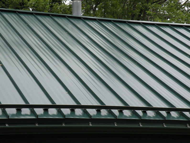 Awesome Crown Loc Panel At Ohio Valley Metal Roofing In Bridgeport, Ohio